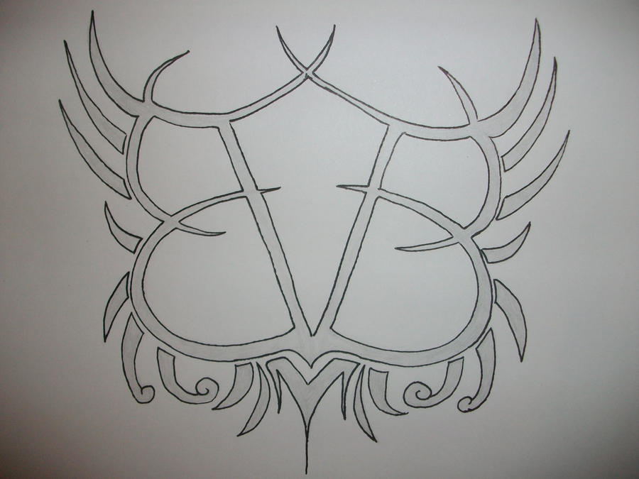 How to Draw Black Veil Brides Star Step by Step Band