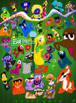 Forty Furry Years of Sesame St