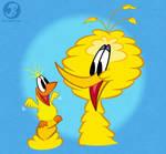 Mister Little Bird, Mister Big Bird
