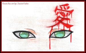 The_eyes by We-Love-Gaara-club