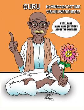 Guru Vishnuwerehere