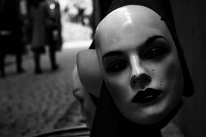 mask by BUERRINO