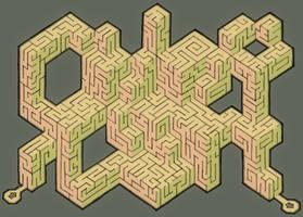 Block Maze by alexsanlyra