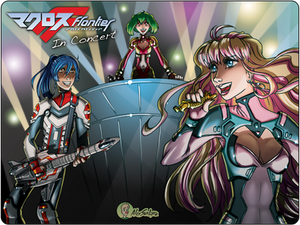 Macross Frontier In Concert
