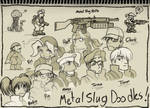 Metal Slug doodle...