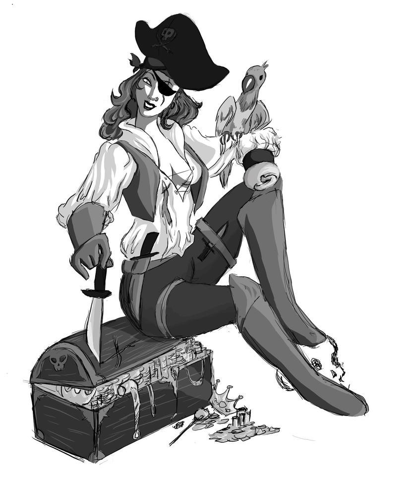 Pirate Babes 54