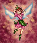 Disney fairies : Prilla by Lumosita