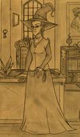 Headmistress McGonagall