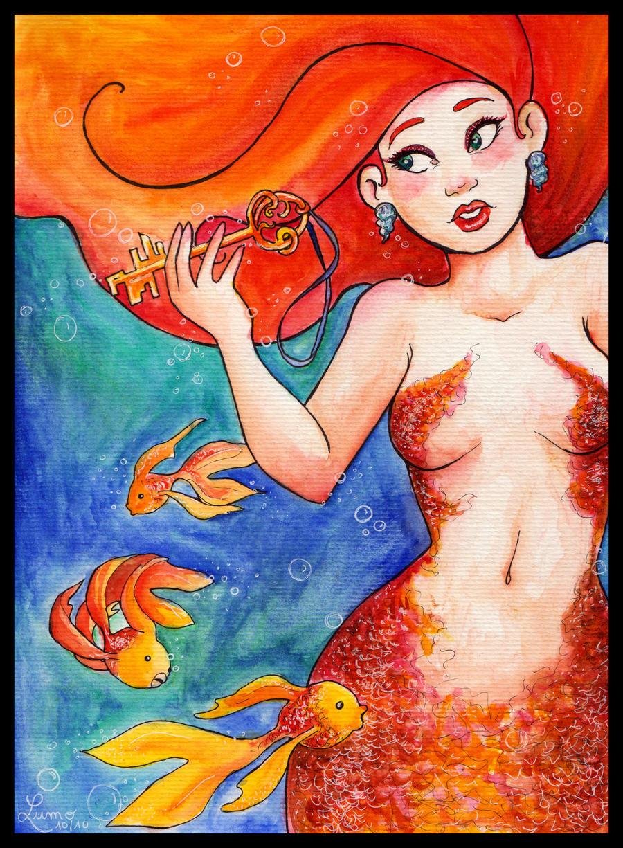 The Key of Oceans by Lumosita