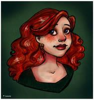 Rose Weasley by Lumosita