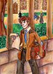 + Professor Lupin +