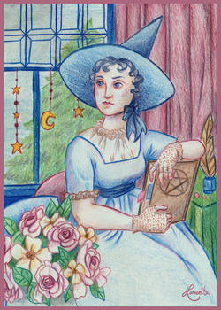 Jane Austen as a witch