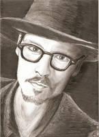 Johnny Depp by Artlander