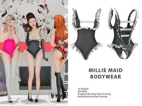 Millie Maid Bodywear