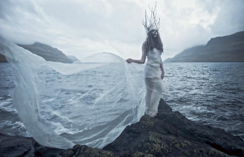 Nordic Goddess by lydiahansen