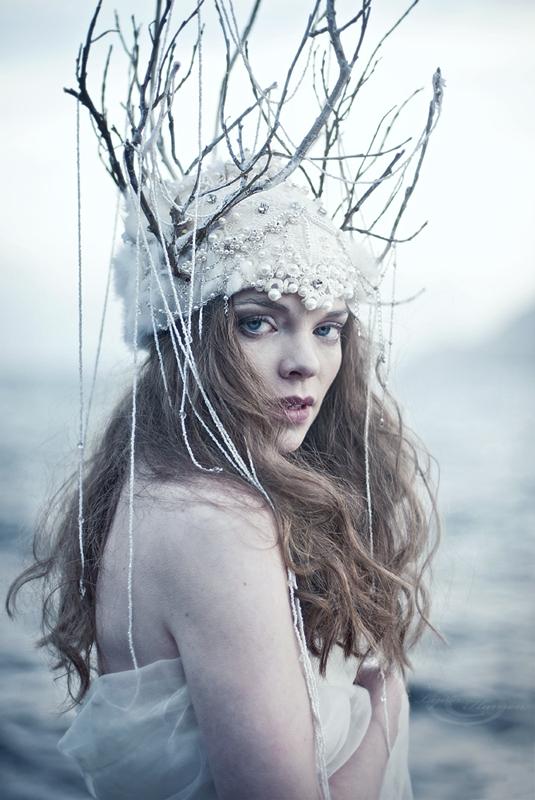 Nordic Goddess II by lydiahansen