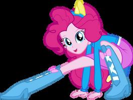 Equestria Girls Pinkie Pie