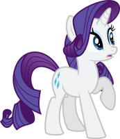 Confused Rarity by Givralix
