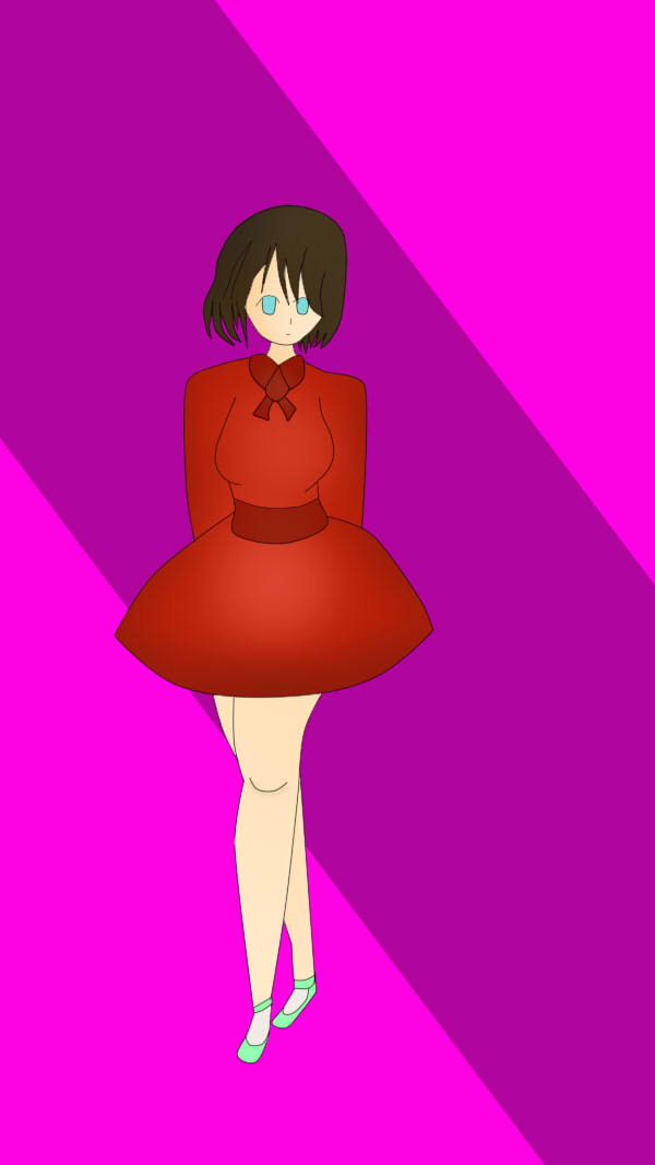 Just a cute girl by Gabriel1000grau