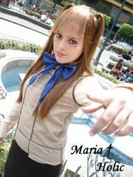 Maria Holic Cosplay by AnaidLeiton