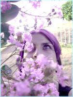 look above the violet by Lulysugar