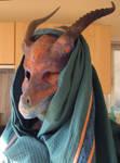 dragon mask WIP1