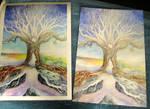Axis_Mundi Print vs original