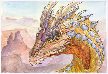 Desertdragon2 by Luusan