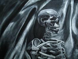 mr. bones. by Luusan