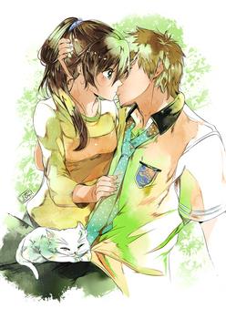 SC31: Surprise kiss
