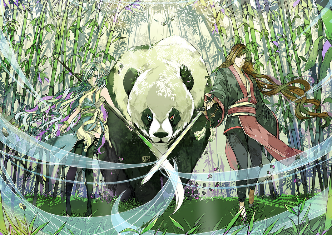 CC:Guardians of Bamboo Forest