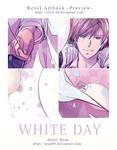 [White Day] Revel Artbook Preview