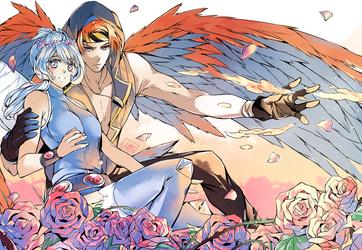 SC70: Blue Rose by Qsan90