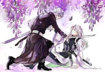 SC76: Let the Petals Lie by Qsan90