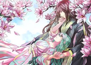 EonHui - Magnolias