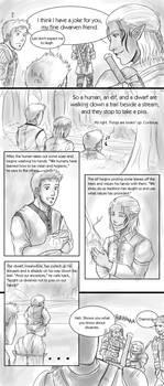 Dragon Age Origins: Banter
