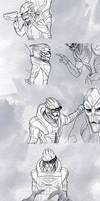 ME Origins : Archangel