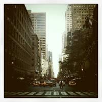 New York City by cuzbailx3
