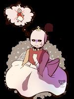 Memotale Kingdom AU - Princess Memo