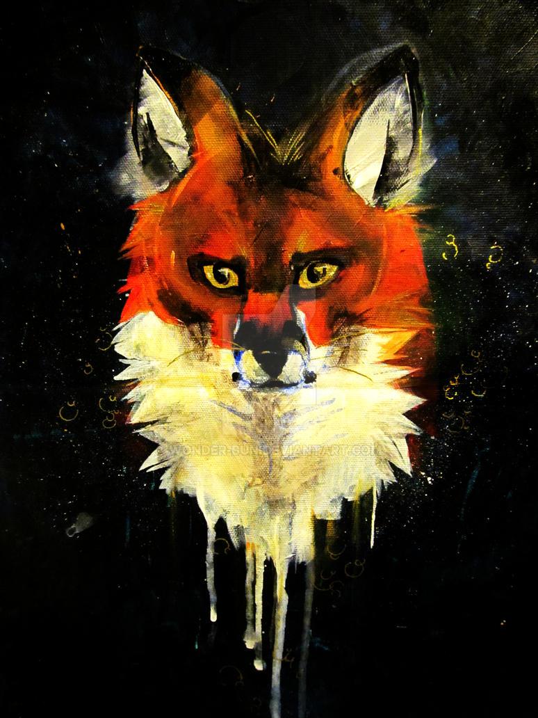 hipster fox by Wonder-Bun on DeviantArt - 157.9KB