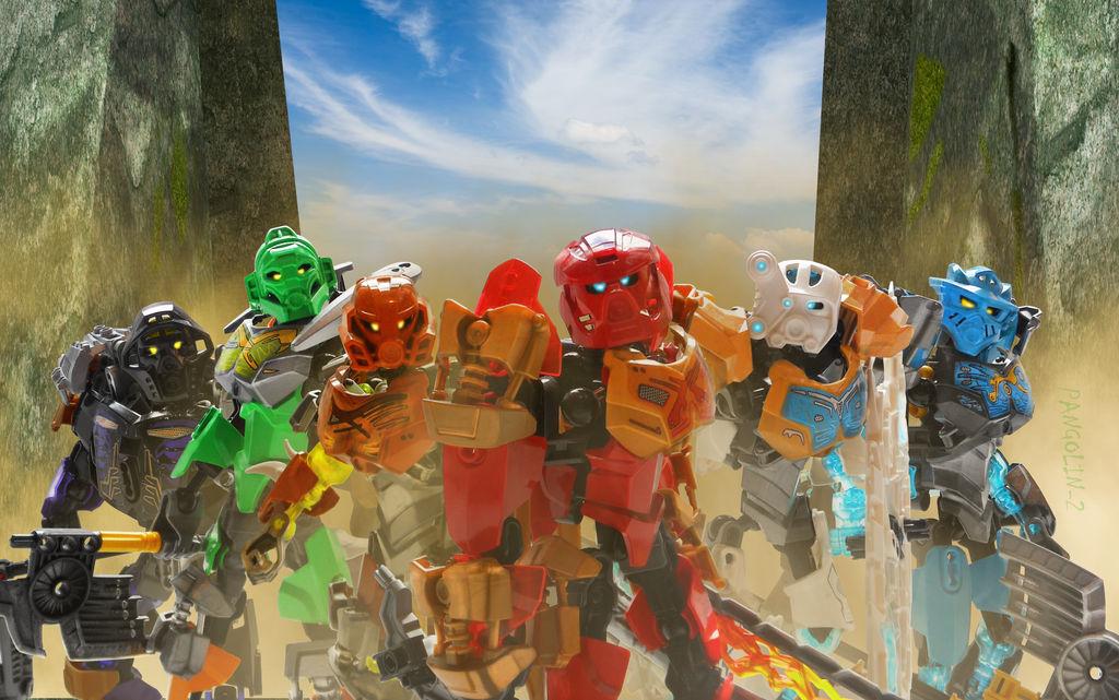 Toa Okoto - Bionicle 2015