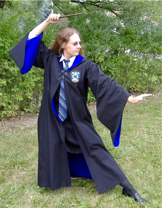 Quidditch Robes Ravenclaw