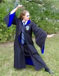 Ravenclaw Robe 3