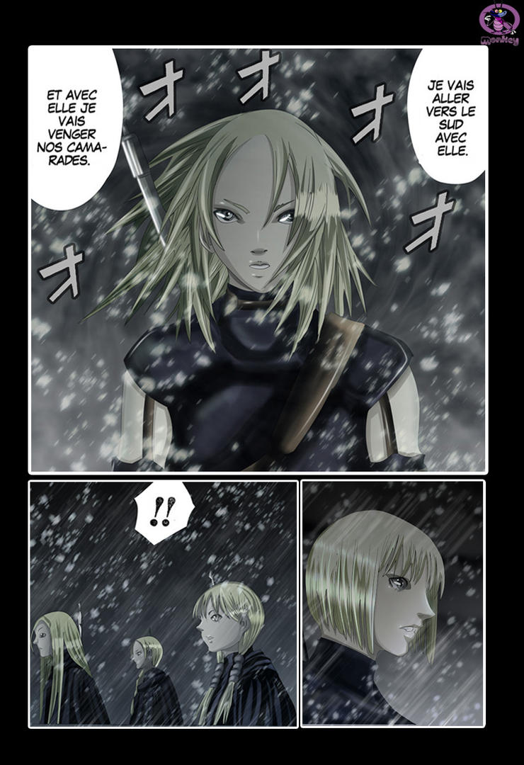 claymore miria by Lord...