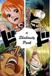 One piece 597 -3D2Y-