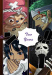 One  piece 597  two years
