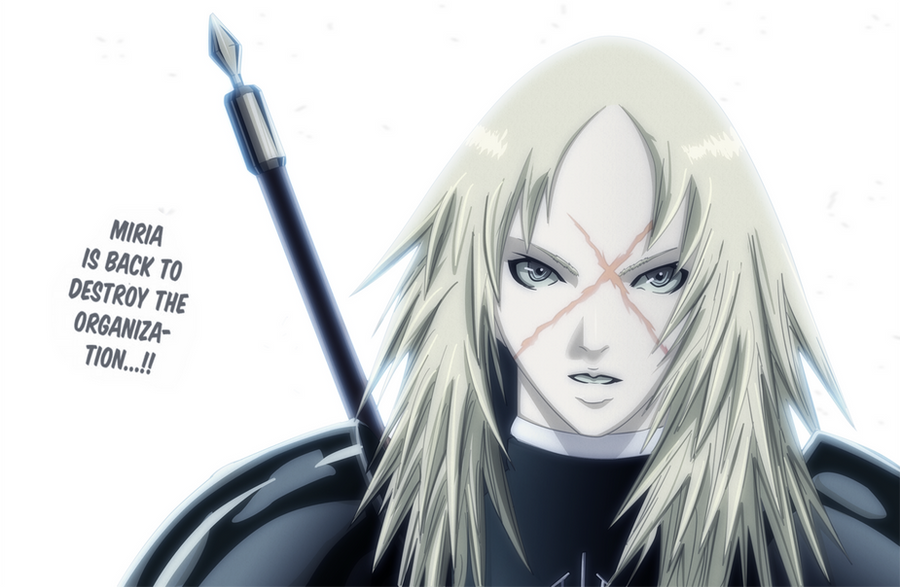 Claymore 113 Miria by ...