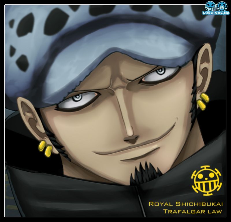 Trafalgar Law by Lord-Nadjib