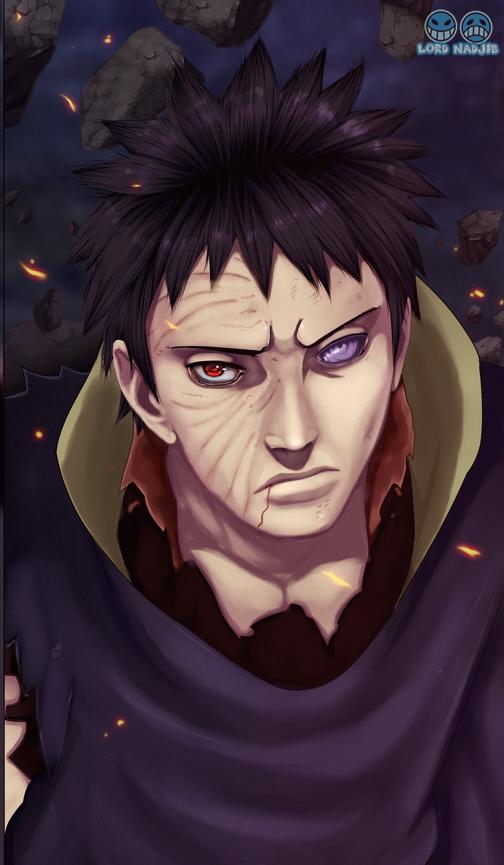 Naruto 599 Tobi is Obito by Lord-Nadjib
