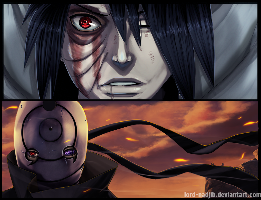 Obito Dream by Lord-Nadjib